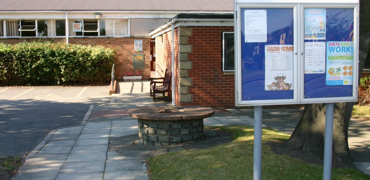 Formby Library (2)